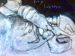 grey lobster