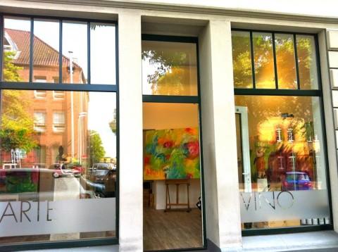 preview @ galerie ARTE VINO, düsseldorf